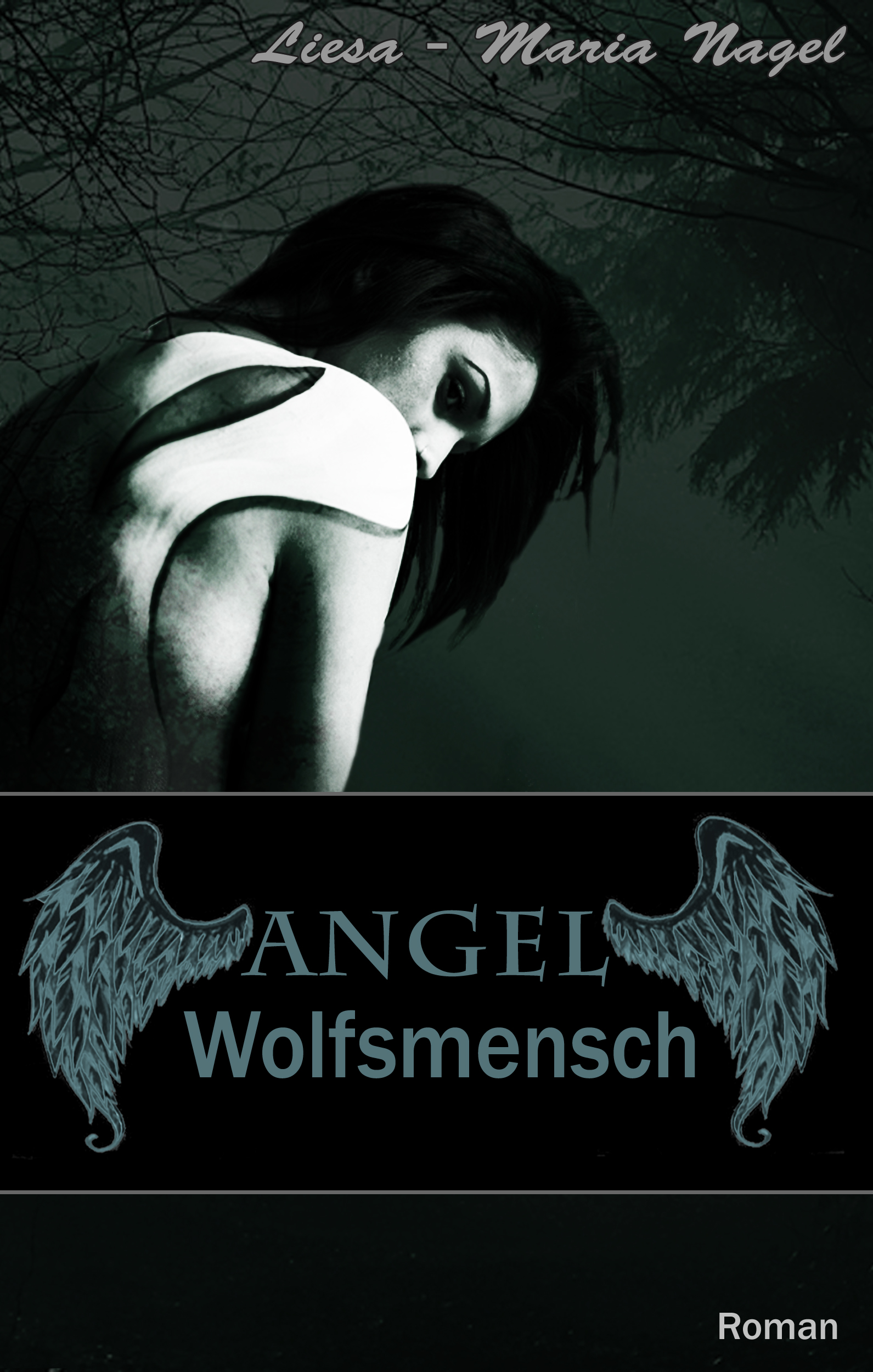 Cover: Angel - Wolfsmensch